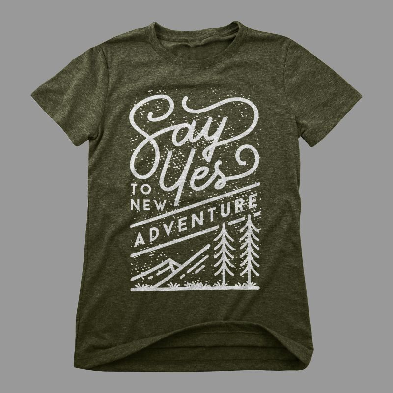 TYPOGRAPHY T-SHIRT DESIGNS BUNDLE PART 9