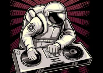 Party Astronaut