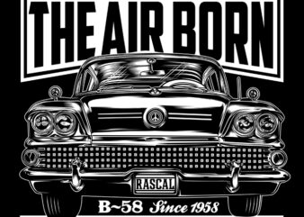 THE AIR BORN