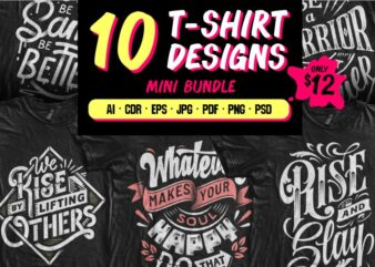 10 MINI BUNDLE #1 2021