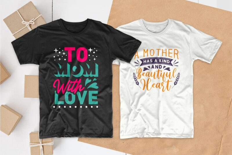 Mom t-shirt designs quotes bundle, Mother's day quotes SVG bundle, Mom and son quotes, T-shirt designs bundle for commercial use, Vector t-shirt design, Motivational inspirational t-shirt designs pack collection, EPS SVG PNG PSD