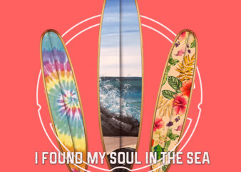 Found my Soul in the Sea