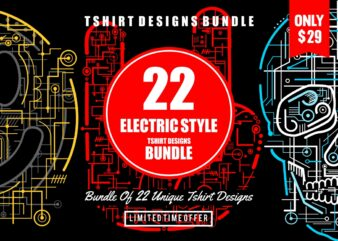 22 Electric Designs Bundle