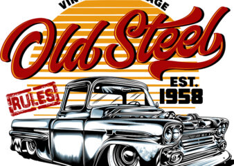 OLD STEEL RULES