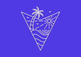 Beach Vibes 1