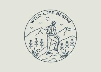 Wild Life Begins 1