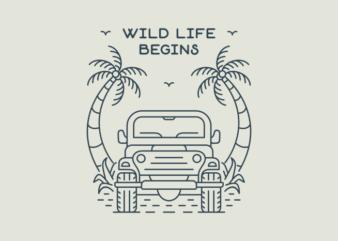Wild Life Begins 3
