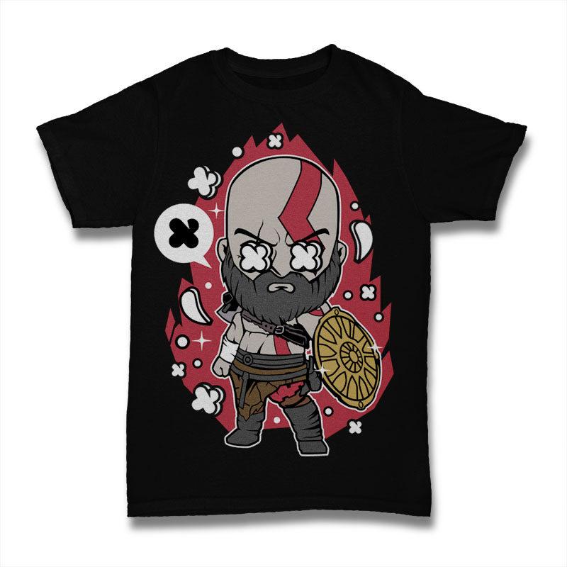 25 Kid Cartoon Tshirt Designs Bundle #4