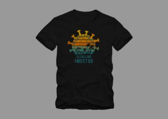 Funny summer in covid-19, corona Summer is calling t shirt design, beach t shirt design, surf t shirt, surfing t shirt design, summer t shirt design for commercial use