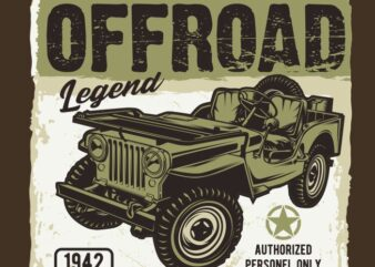 MILITARY OFFROAD