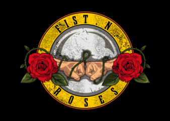FIST AND ROSES