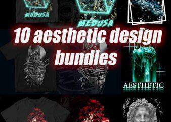 10 aesthetic design bundles