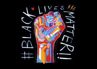 BLACK LIVES MATTER !!