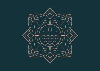 Nature Mandala 2