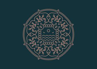 Nature Mandala 1