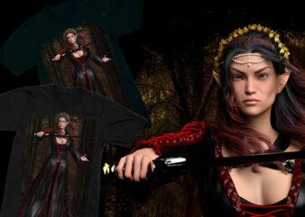 Fanatasy Elf Queen 2