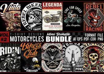 MOTORCYCLES MINI BUNDLE VOL 2