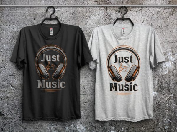 Just music vector clipart