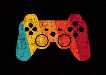 Gamer, Gaming control T-Shirt Design