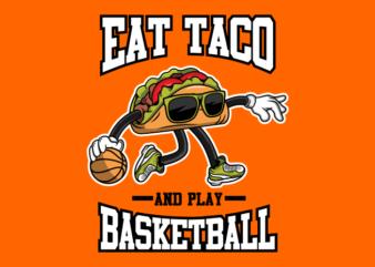 basketball tacos