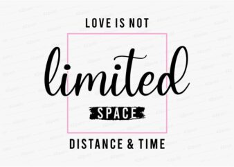 limited space funny quotes t shirt design graphic, vector, illustration motivation inspiration for woman and girls lettering typography