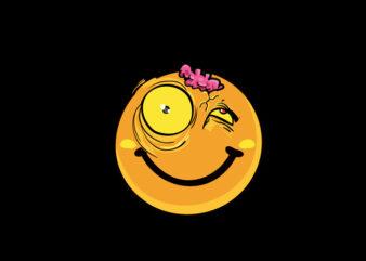 smile zombie