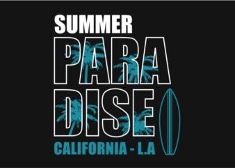 Summer Paradise LA