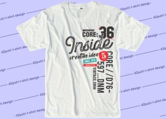 streetwear t shirt design graphic, vector, illustration urban style lettering typography