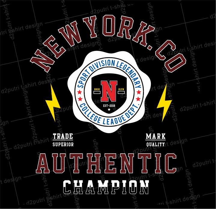 sreetwear t shirt design graphic, vector, illustration new york city lettering typography