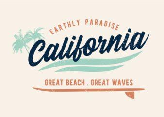 California Great Waves