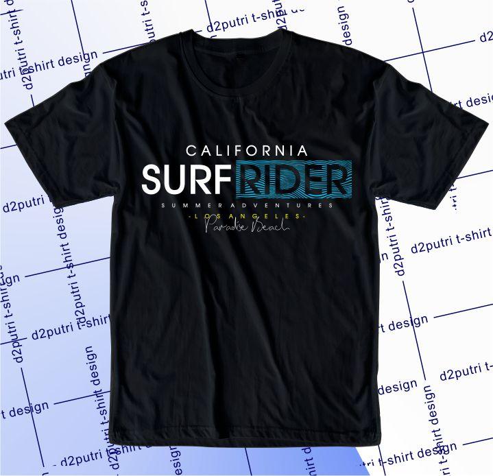 surfing t shirt design graphic, vector, illustration california surf rider summer adventures los angeles lettering typography