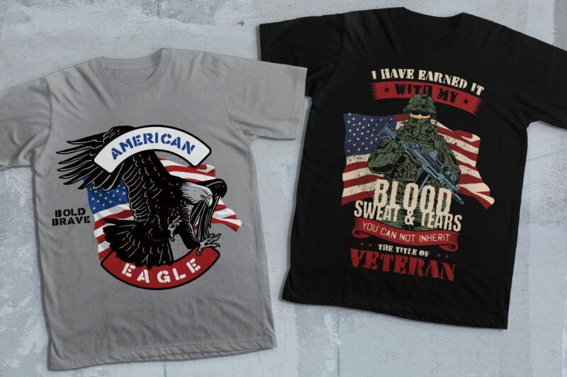 Huge Bundle of 100 Vector T-Shirt designs!!