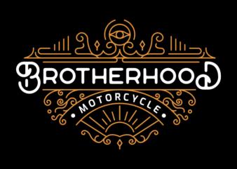 Brotherhood Motorcycle 1