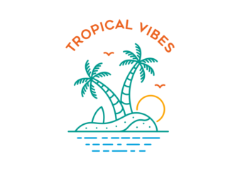 Tropical Vibes 1