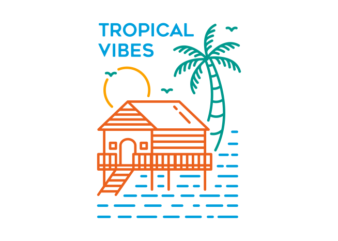 Tropical Vibes 3