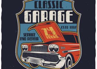 Classic Garage