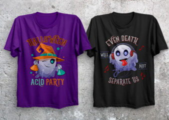 Halloween scarytale t-shirts pack
