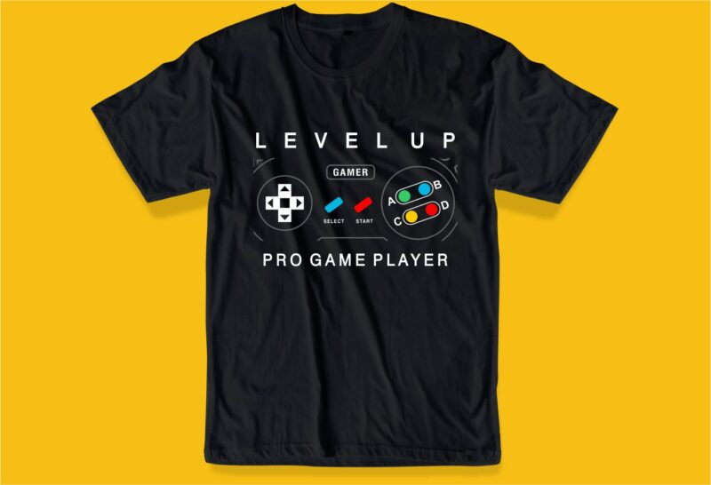 384 mix gamer gaming funny music motivational inspiration t shirt design bundle graphic, vector, illustration new york city lettering typography