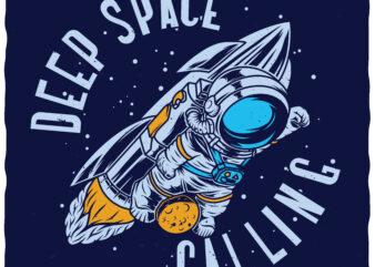 Deep Space Calling