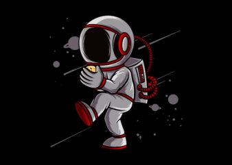 Astronaut Baseball
