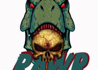 Angry Dinosaur Face, Dinosaur Face Png, Dinosaur Face t shirt design