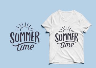 Summer Time t shirt design , summer svg, summer png, summer eps, summer design bundle, beach t shirt , beach shirt svg, summer print png, summer t shirt designs bundle for commercial use