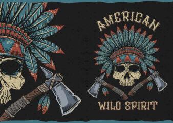 American wild spirit