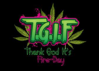 THANK GOD WEED
