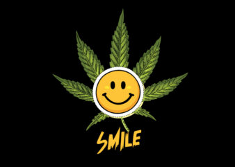Weed Smile