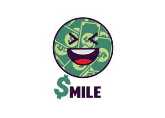 money smile