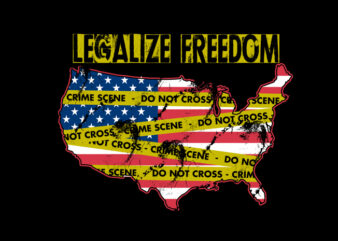 Usa legalize freedom