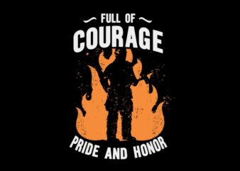 Full of Courage