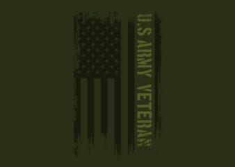 U.s Army Veteran