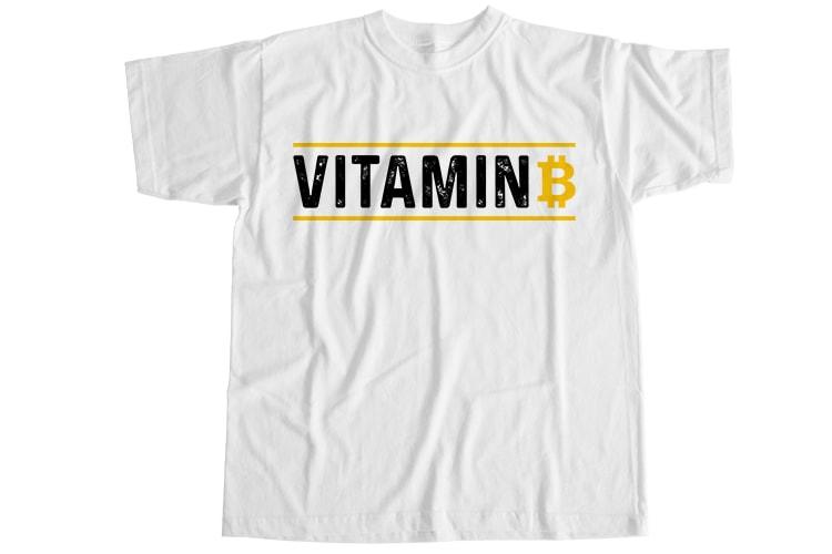 54 bitcoin, 54 bitcoin digital currency T-Shirt Design Bundle